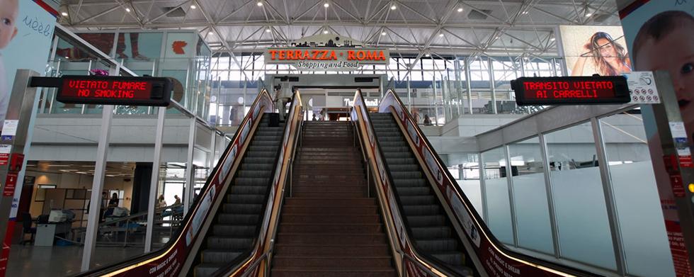 ADR Rome Airport